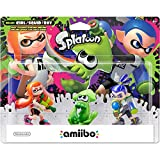 Splatoon Series amiibo 3-Pack - Wii U