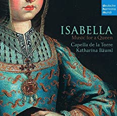 Isabella-Music for a Queen