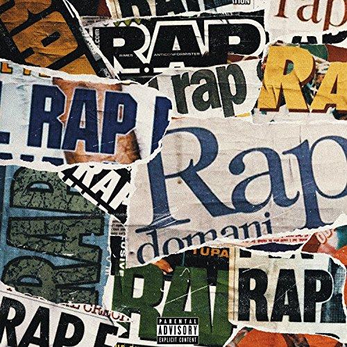 Rap feat. IZI [Vinile 7' 45 Giri Colorato Blu, Edizione Autografata, Limitata e Numerata]  (Esclusiva Amazon.It)