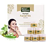 Roop Mantra Herbal Facial Kit for Glowing Skin 240gm