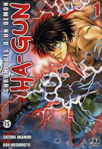 Ha-Gun Edition simple Tome 1
