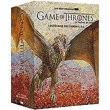 Game of Thrones (le Trône de Fer) - l'Intégrale des Saisons 1 à 6 - Coffret DVD - HBO