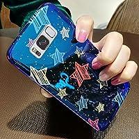 Galaxy Note 8 Hülle,SainCat Blaues Licht Sterne TPU Schutz Handy Hülle Bling Sparkle Glänzend Glitzer Weicher... preisvergleich bei billige-tabletten.eu