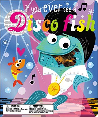 Board Book Disco Fish por Make Believe Ideas Ltd