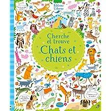 Chats et chiens - Cherche et trouve