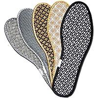 5 Paar Einlagen atmungsaktiv Verdickung Schuhe Sport warme Einlegesohlen (A1) preisvergleich bei billige-tabletten.eu