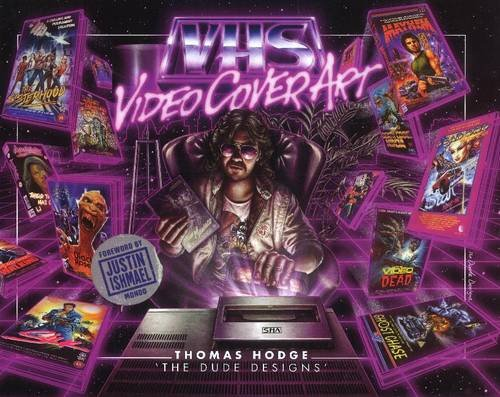 Vhs: Video Cover Art: 1980s to Early 1990s