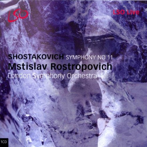 CHOSTAKOVITCH - Symphony No.11