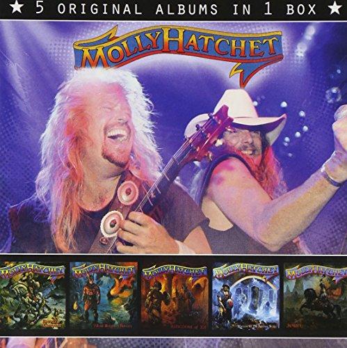 5 Original Albums 1 Box (5 CD)