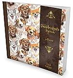 GOCKLER® Dankbarkeits-Tagebuch: 365 Tage Erfolgs Journal für mehr Achtsamkeit, Gelassenheit & Glück im Leben +++ NEUE AUFLAGE mit glänzendem Softcover +++ DesignArt.: Hundemotiv