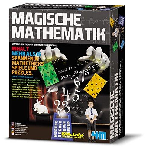4M - 68479 - Tours De Magie - Mathématiques Magique