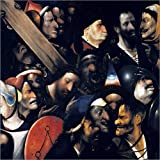 Posterlounge Alu Dibond 120 x 120 cm: Christ Carrying The Cross di Hieronymus Bosch/Everett Collection