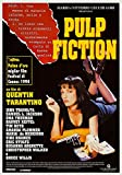 ConKrea POSTER MANIFESTO ORIGINALE CINEMA - Pulp Fiction - Dimensione 70x100cm