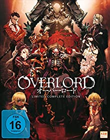 Overlord - Limited Complete Edition (13 Episoden) [Blu-ray]