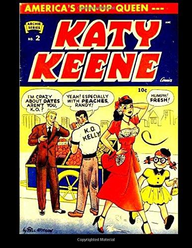 Katy Keene #2: Golden Age Humor