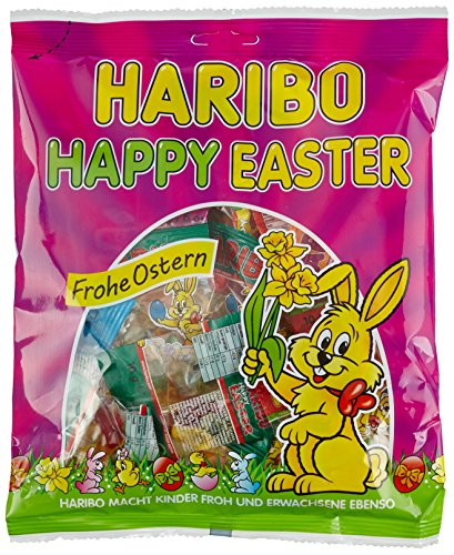 Haribo Happy Easter, 4er Pack (4 x 250 g)