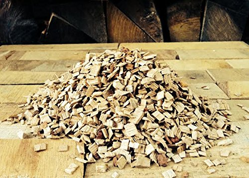 Smokewood Shack Hickory BBQ Smoking Wood Chips - DELIVERY INCLUDED