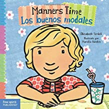 Manners Time / Los Buenos Modales (Toddler Tools)