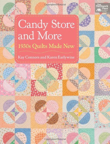 Candy Store and More (Candy Applique)
