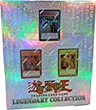 Yu-Gi-Oh Legendary Collection Binder - Englisch
