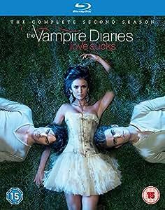 The Vampire Diaries - Season 2 [Blu-ray] [2011] [Region Free]