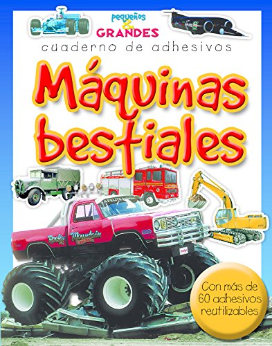 Maquinas bestiales / Monster Machines PDF Books