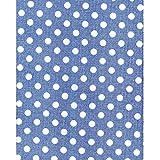 JEMIDI Wachstuchtischdecke tolle Designs und Motive mit Fleecerücken Tischdecke Wachstuch Tischdecken Decke Tisch Wachs Wachsdecke Wachstischdecke M102-1 Rund 140cm