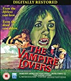 The Vampire Lovers Blu-Ray Remastered