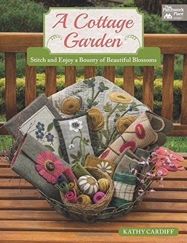 Cottage Garden Quilt (A Cottage Garden: Stitch and Enjoy a Bounty of Beautiful Blossoms (That Patchwork Place))