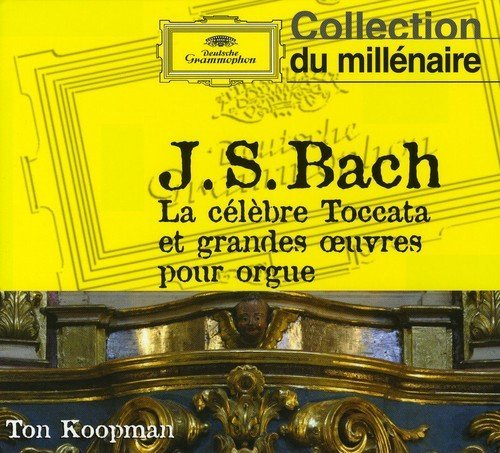 Bach J S: Toccata & Fugue in D Minor by Bach J S for sale  Delivered anywhere in UK