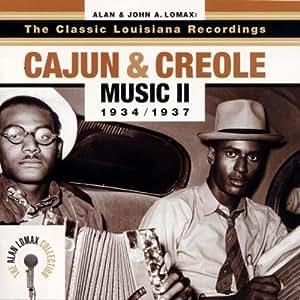 Louisiana Cajun & Creole Music