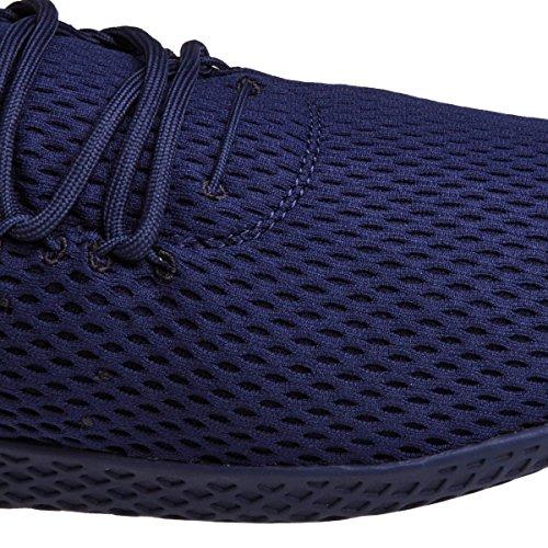 adidas PW Tennis HU, Scarpe da Fitness Uomo Blu/bianco (Azuosc/Azuosc/Ftwbla)