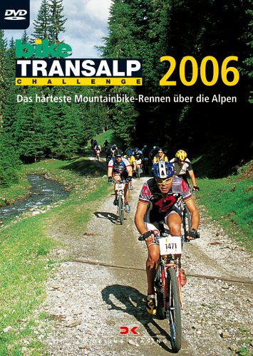bike Transalp Challenge 2006, 1 DVD