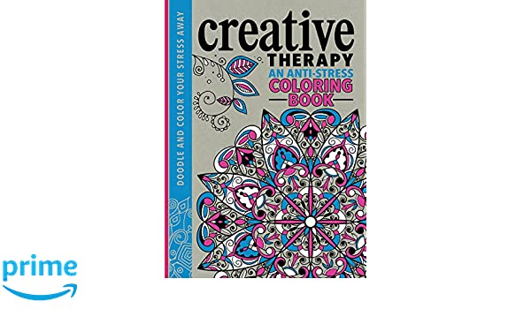 Creative Therapy An Anti Stress Coloring Book Amazonde Hannah Davies Richard Merritt Jo Taylor Fremdsprachige Bucher
