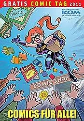Gratis Comic Tag 2011: Comics für alle!