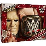 WWE - disfraz de Brock Lesnar, Deluxe