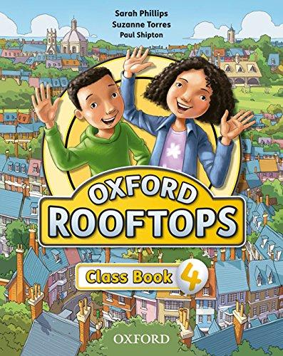 Rooftops 4 class book
