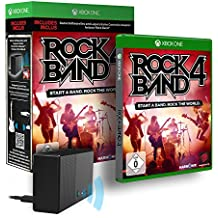 Rock Band 4 inkl. Adapter - [import allemand]