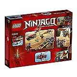 LEGO NINJAGO 70600 - Ninja-Bike Jagd