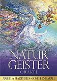 Das Naturgeister-Orakel - Angela Hartfield, Josephine Wall