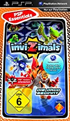 Invizimals [Essentials] - [Sony Psp]