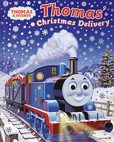 Thomas's Christmas Delivery (Thomas & Friends) (A Sparkle Storybook) (Random Sparkle)