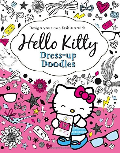 Image of Dress-Up Doodles (Hello Kitty) by DRESS-UP DOODLES-HELLO KITT_PB - (2015-12-31)