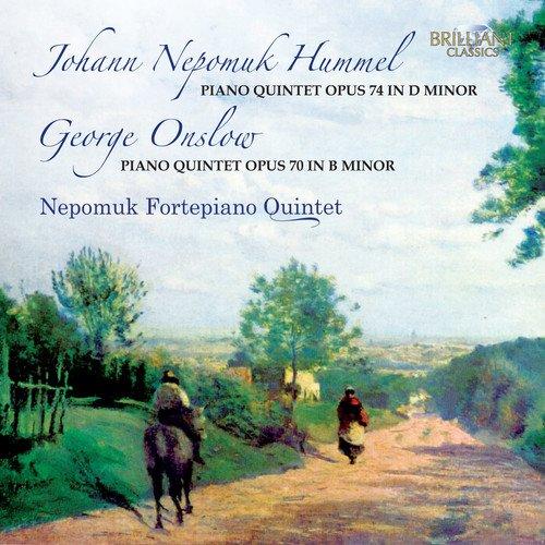 Hummel / Onslow Klavierquintette