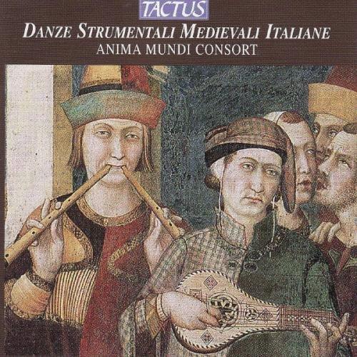 Danze Strumentali Mediavali Italiane