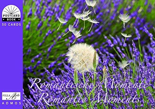 Romantische Momente / Romantic Moments: Postkartenbuch
