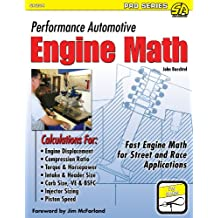 Performance Automotive Engine Math (Sa Design-Pro) (English Edition)