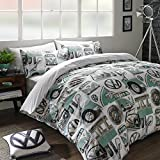 VW - Classic Details - Double Duvet Cover Set
