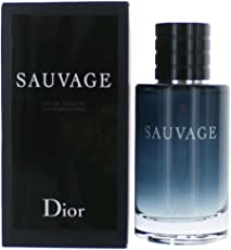 Dior Men's Sauvage Eau de Toilette (EDT) (3.4Oz / 100 ml)