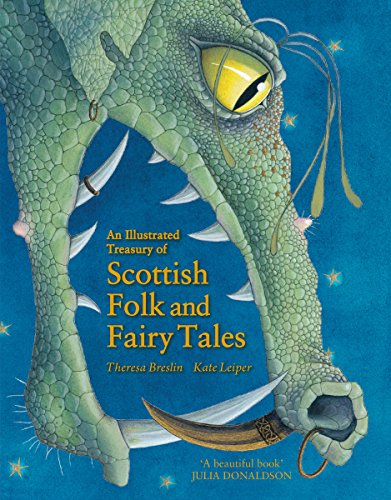 An Illustrated Treasury of Scottish Folk and Fairy